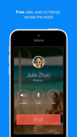 TIP of The Week:  Use Facebook Messenger To Make Phone Calls