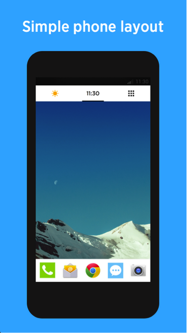 Yahoo Aviate Launcher App For Android